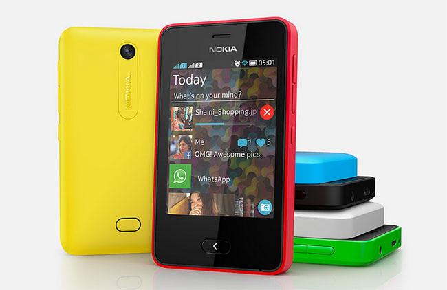 Nokia Asha 501 1