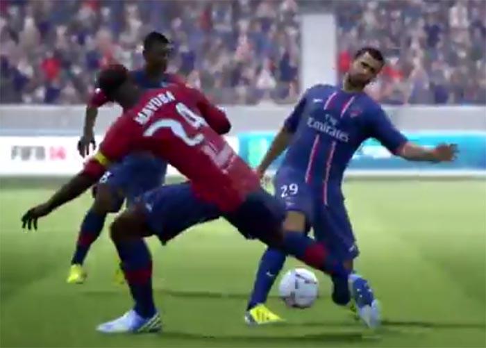 fifa 14 kick