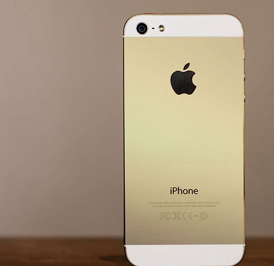 gold iphone 5s _Edit