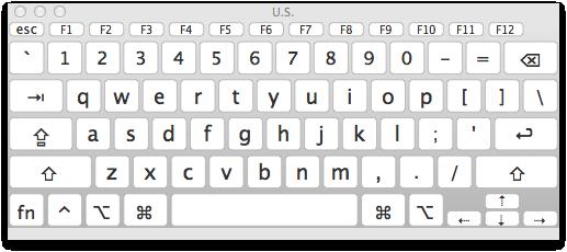 keyboard-macbook