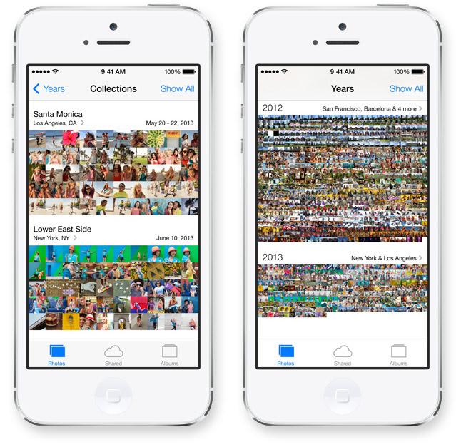 Photo iOS 7