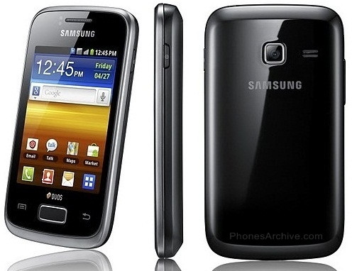 Samsung Galaxy Young8