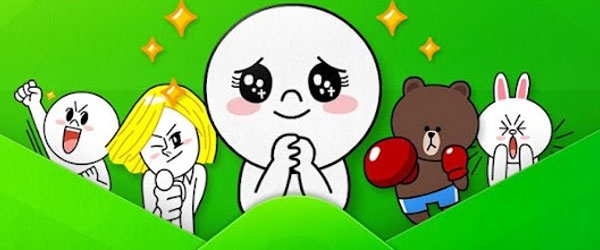Line-sticker Download