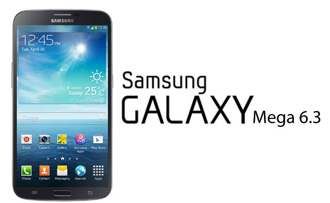 Samsung Galaxy Mega 6.3_head