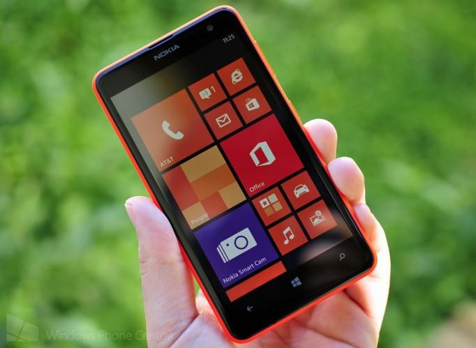 Nokia Lumia 625_Head