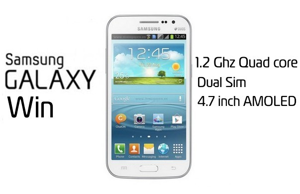 Samsung Galaxy Win_Head