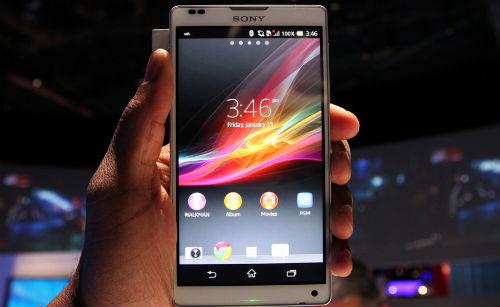Sony Xperia ZR_1