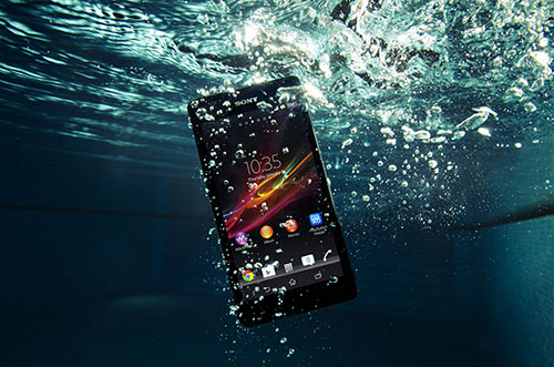 Sony Xperia ZR_2