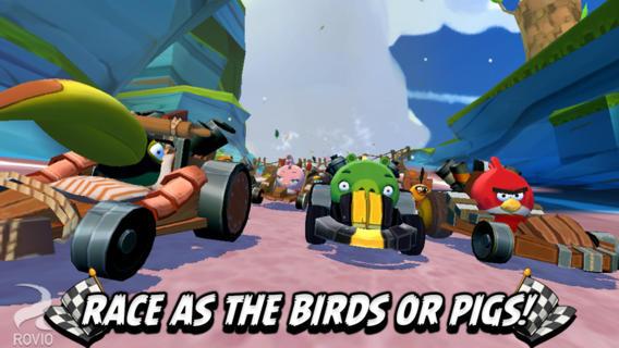 Angry Birds Go(4)