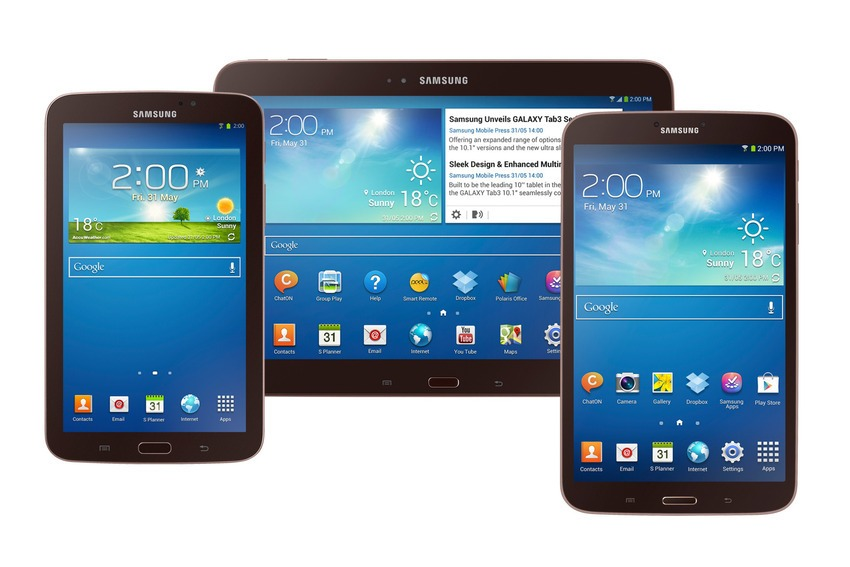 Samsung Galaxy Tab3_head