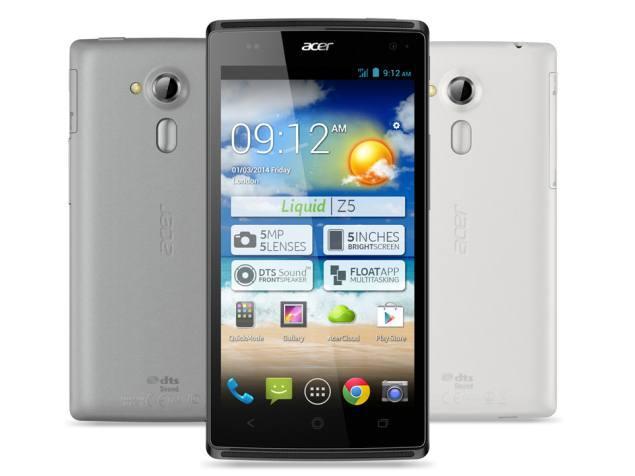 Acer Liquid Z5