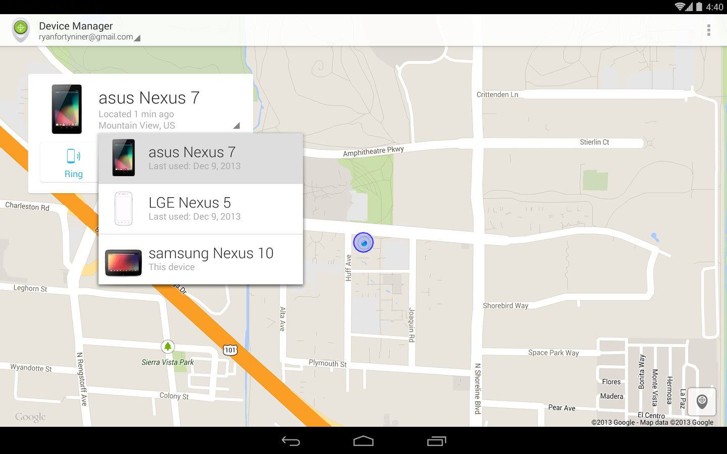 Android Device Manager5