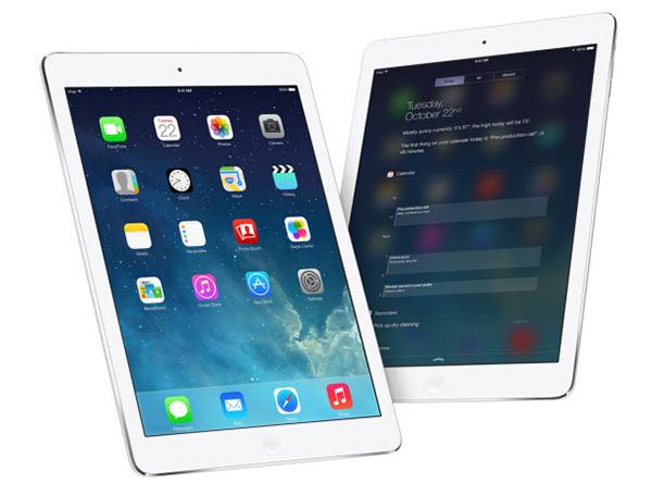 iPad Air iOS7
