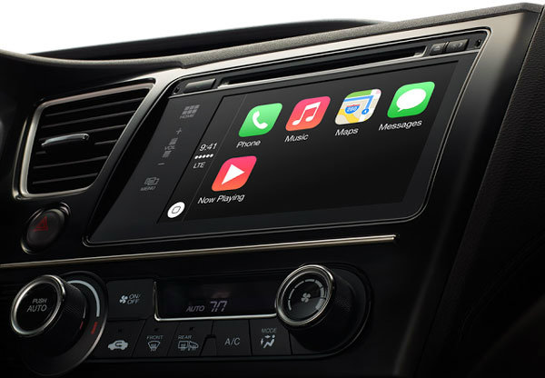 Launch CarPlay