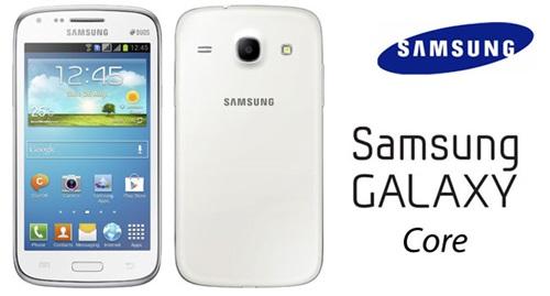 Samsung Galaxy Core_head