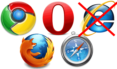 web-browser-do-not-use-ie