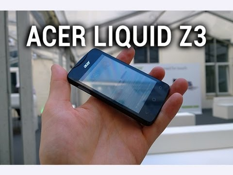 Acer Liquid Z3s 6