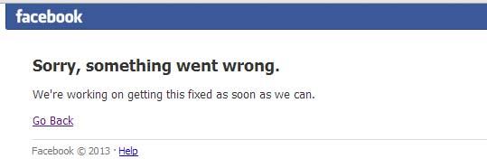 เฟสบุ๊คล่ม