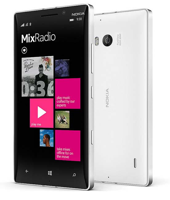 Nokia Lumia 930 Radio