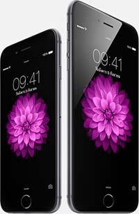 iPhone 6 ราคาเริ่มต้น 25500 บาท