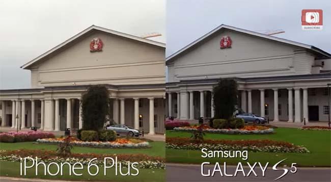 iphone 6 plus vs s5