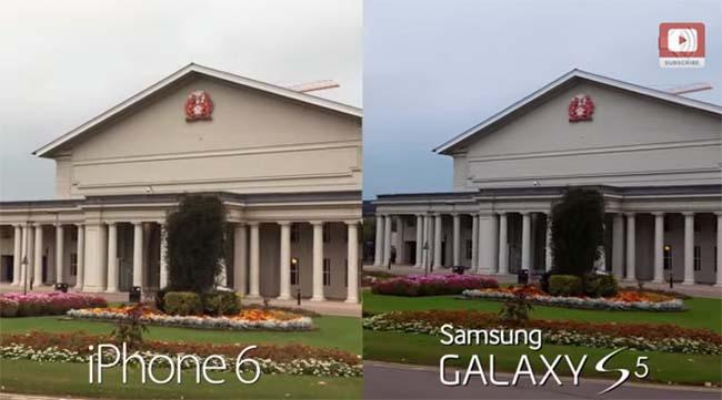 iphone vs s5