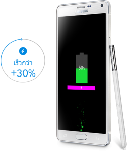 samsung galaxy note 4 battery