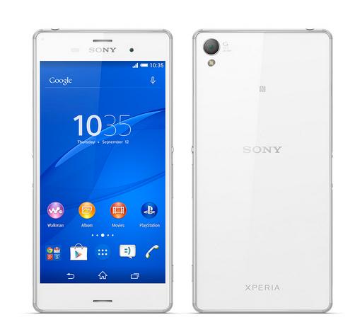 Sony Xperia Z3 ราคา 23,990 บาท