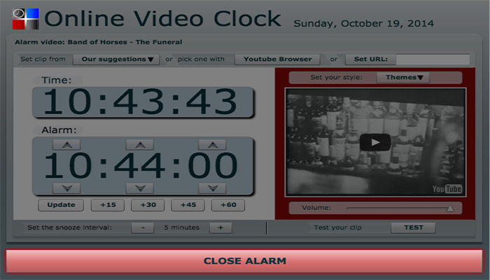 onlinevideoclock.com