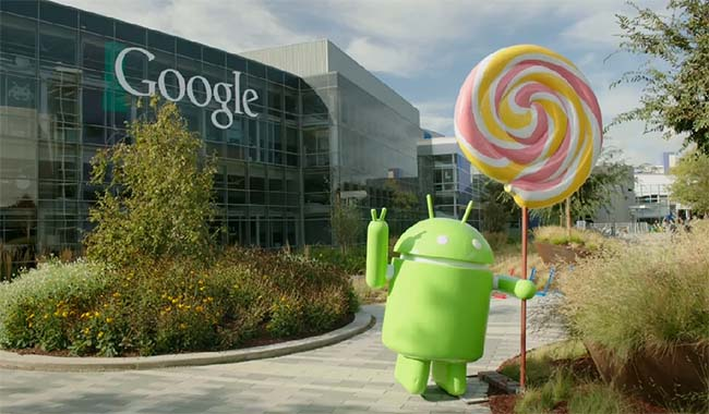 Android L 2