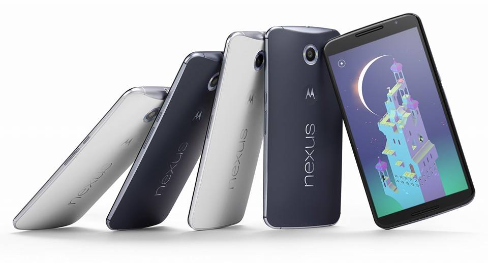 Nexus 6 head