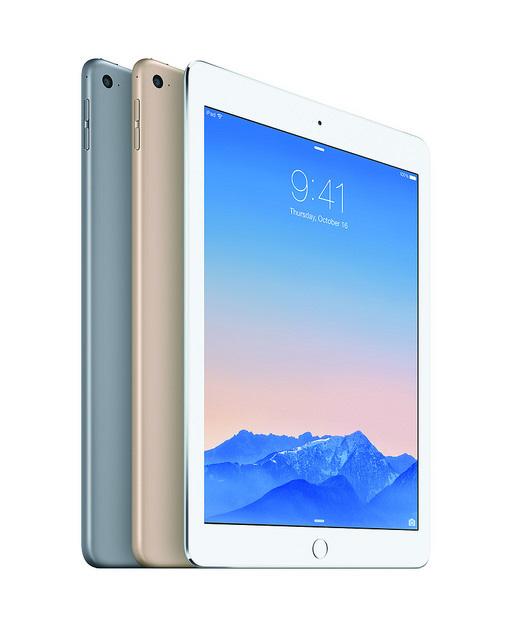 iPad Air 2 head