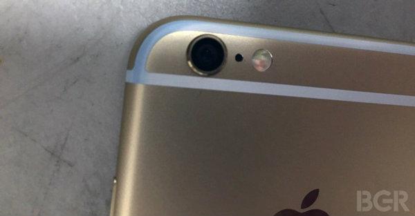 iPhone 6 สีตก