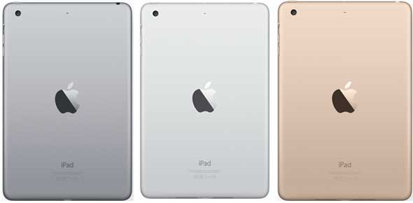 ipad mini 3 color
