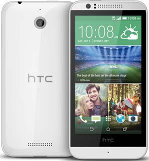 HTC Desire 510 White