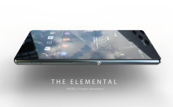 Sony Xperia Z4 leak email