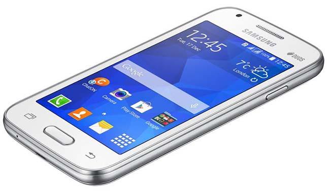 Samsung Galaxy V front