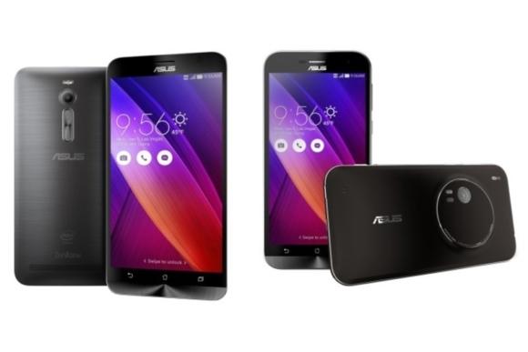 Asus Zenfone 2 + Zoom