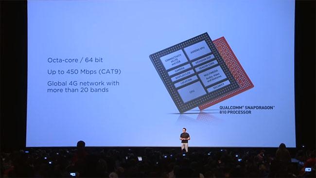 HTC One M9 CPU