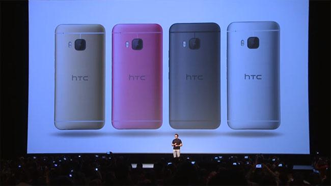HTC One M9 Colour