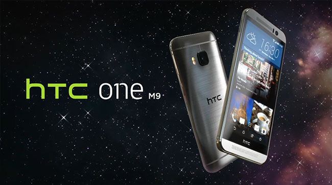 HTC One M9 First look 600