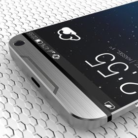 HTC One E9 first look
