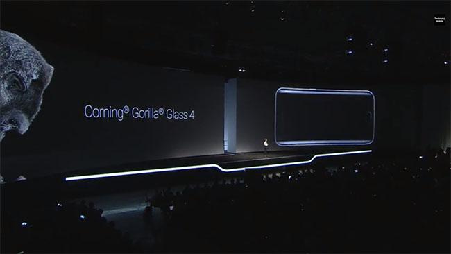 Samsung Galaxy S6 Gorilla Glass 4