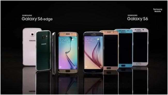 Samsung Galaxy S6 head