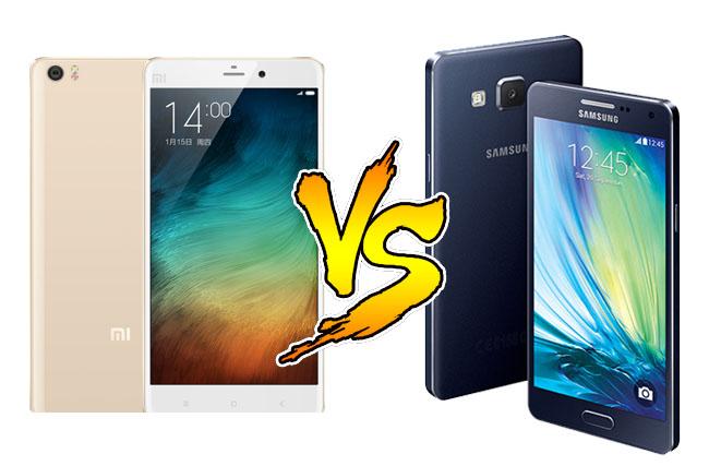 Xiaomi vs A5