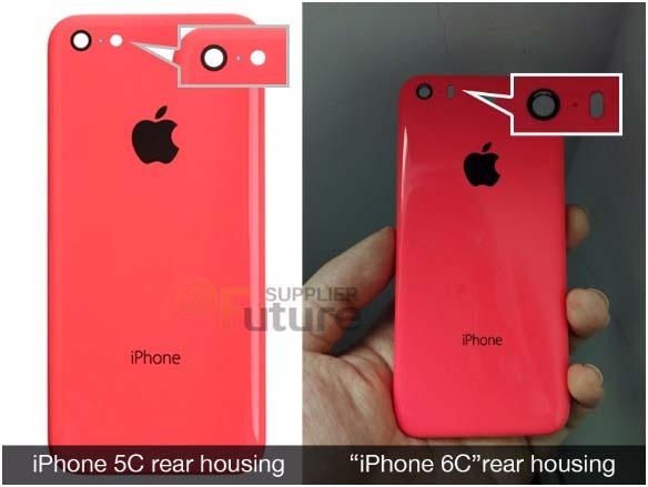 iPhone 6C case 1