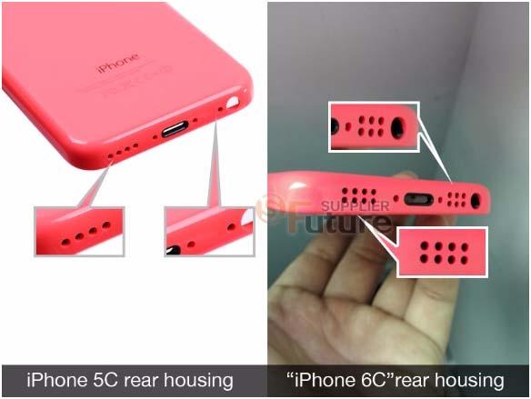 iPhone 6C case 2