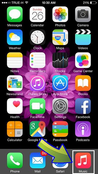 music-iPhone