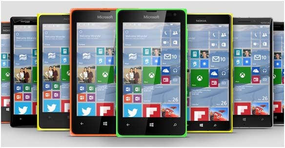windows 10 on devices