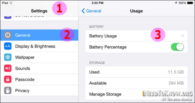 Battery Usage 01